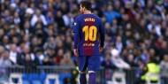 ميسي ينظم حفلا للاعبي برشلونة للاحتفال بفوزهم على فالنسيا