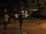 مواجهات مع الاحتلال في بلدة عزون