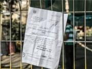 سلطات تخطر بهدم 4 مساكن لعائلة الجبارين شرق يطا جنوب الخليل
