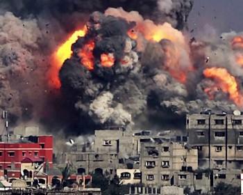 خاص بالصور|| د. حلس: العدوان الأخير على غزة يتسبب في كارثة بيئية خطيرة