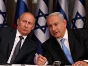 """نتنياهو يطلع بوتين على """"صفقة ترامب"""" في موسكو"""