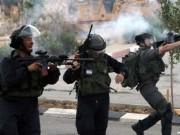 إصابات بالرصاص المطاطي جراء اقتحام الاحتلال للبيرة