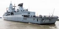 إيطاليا تحتجز سفينة ألمانية لمخالفتها شروط السلامة