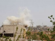 إصابة 4 مدنيين بينهم طفل جراء إعتداءات إرهابية في ريف حماة الشمالي