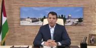"""""""دحلان"""" يدعو القيادة الفلسطينية إلى الاجتماع لمواجهة المخططات الأمريكية الإسرائيلية"""