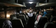 """مجموعة من أهالي أسرى غزة يتوجهون لزيارة 13 أسيرًا في معتقل """"رامون"""""""