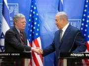بولتون: إسرائيل تلعب دورًا رئيسيًا في ضمان السلام والأمن الإقليميين