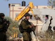 جرافات الاحتلال تهدم 5 محال تجارية في جبل المكبر جنوب القدس