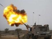 الحوثيون يفجرون منزلين أحدهما لصحفي في تعز