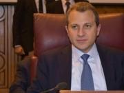 باسيل يعلن ترشحه لرئاسة التيار الوطني الحر في لبنان