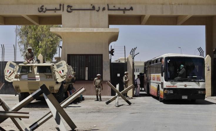 بالأسماء   داخلية غزة تنشر قائمة التنسيقات المصرية للسفر من معبر رفح يوم الأحد
