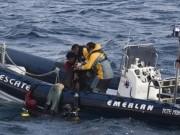 إنقاذ 33 مهاجرًا من الغرق قبالة السواحل الجنوبية لقبرص
