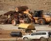 الاحتلال يهدم حظيرة مواشي في طولكرم للمرة الثانية
