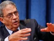 """عمرو موسى: على الدول المعارضة لـ""""صفقة ترامب"""" التوحد خلف الموقف الفلسطيني حتى لا تضيع القضية"""