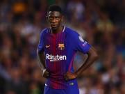 برشلونة يفرض غرامة مالية على ديمبيلي