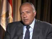 مصر: مخطط ضم أراضي الضفة يقوض فرص التسوية السلمية للقضية الفلسطينية