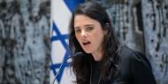 وزيرة الداخلية الإسرائيلية تهدد الحكومة بالاستقالة