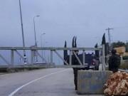 الاحتلال ينصب بوابة حديدية غرب بيت لحم ويمنع الأهالي من الوصول لأراضيهم