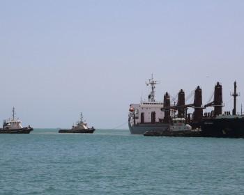 تواصل حملة منع تفريغ السفن الإسرائيلية في الموانئ الأمريكية