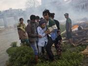 88 قتيلا جراء موجة من الفيضانات في آسيا
