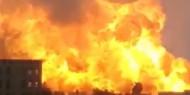 الصين: مقتل 8 أشخاص وإصابة 5 آخرين بانفجار صهريج وقود