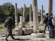 الاحتلال يقتحم سبسطية ويغلق موقعها الأثري