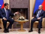 موسكو: متضامنون مع فنزويلا ضد الضغط والابتزاز