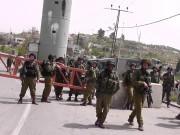 الاحتلال يعيق حركة المواطنين غرب نابلس