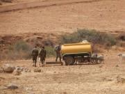 الاحتلال يقتحم خربة حمصة الفوقا في الأغوار الشمالية