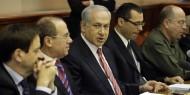 """إعلام عبري: """"الكابينت"""" يلغي اجتماع مناقشة خطة """"تنوفا"""""""