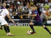 برشلونة يسعى لضم مهاجم فالنسيا قبل غلق باب الانتقالات الشتوية