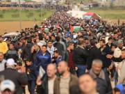 تأجيل فعاليات مسيرات العودة في غزة