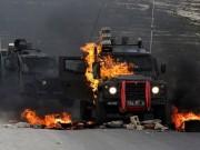 """مواجهات مع الاحتلال في بيت لحم تنديدًا بـ""""صفقة ترامب"""""""