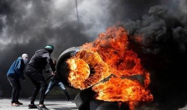 مواجهات عنيفة مع قوات الاحتلال شرق القدس