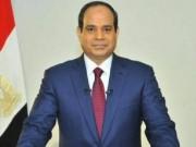 """الرئيس المصري """"السيسي"""" في نيويورك لحضور جلسات الجمعية العامة للأمم المتحدة"""