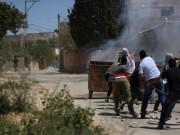 اندلاع مواجهات بين الشبان وقوات الاحتلال في بلدة تقوع