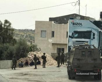الاحتلال يواصل سياسة العقاب الجماعي ضد سكان بلدة تقوع