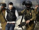 الاحتلال يعتقل شابًا من منزله بجنين
