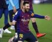 ميسي يتعرض لإصابة في أول مران مع برشلونة