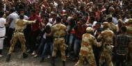 اعتقال 4700 شخص خلال احتجاجات إثيوبيا