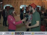 أمسية رمضانية مع مسحراتي وحكواتي القدس تضيف بهجة للمدينة