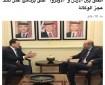 وزير الخارجية الأردني يجتمع مع بيير كرينبول المفوض العام للأونروا