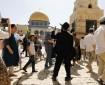بالصور والفيديو|| الاحتلال يعتدي على المعتكفين في المسجد الأقصى