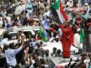 السودان: الحكومة الانتقالية حريصة تحقيق أهداف ثورة ديسمبر