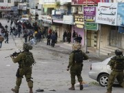 اختناقات خلال مواجهات مع الاحتلال عقب اقتحام سبسطية