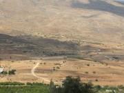 تقرير أممي: 50% من أراضي الضفة الغربية تعاني من التصحر