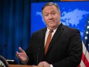 مجلس النواب الأمريكي يطالب بومبيو بالإفراج عن المساعدات الإنسانية إلى غزة