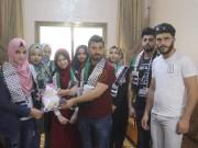 """بالصور: الشبيبة الفتحاوية.. البدء بـ""""حملة رواد الغد"""" لتكريم مئات الطلبة المتفوقين"""