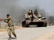 45 قتيلًا في اشتباكات قرب إدلب شمالي غربي سوريا