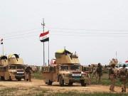 الجيش العراقي يواصل ملاحقة فلول داعش ويسيطر على منفذين حدوديين